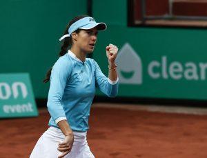 TEB BNP Paribas Tennis Championship İstanbul'da şampiyon Sorana Cirstea