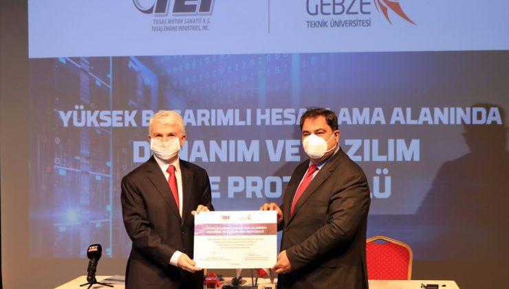 TEI'den Gebze Teknik Üniversitesine yüksek başarımlı hesaplama alanında donanım ve yazılım desteği