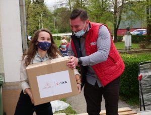 TİKA, Hırvatistan'da ihtiyaç sahiplerine ramazan yardımı yaptı