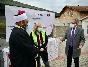 TİKA'dan Sırbistan'da ihtiyaç sahiplerine ramazan yardımı