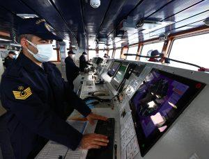 """""""Timsahlar"""" Mavi Vatan'daki zorlu görevlere milli gemilerdeki eğitimlerle hazırlanıyor"""