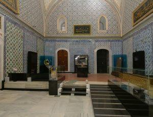 TARİHİN AYNASI KÜLTÜREL SERVET – Topkapı Sarayı'nın Hırka-ı Saadet Dairesi ramazan ayında ziyaretçilerini bekliyor