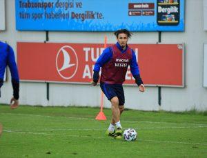 Trabzonspor, Fatih Karagümrük maçının hazırlıklarına başladı