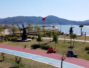 Turizm merkezleri Antalya ve Muğla'da sokağa çıkma kısıtlaması nedeniyle sessizlik hakim