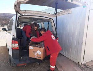 Türk Dünyası Vakfından, Bosna Hersek'teki göçmenlere ramazan yardımı