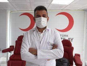 Türk Kızılay Batman Kan Merkezi Müdürü İpek'ten vatandaşlara ramazanda bağış çağrısı: