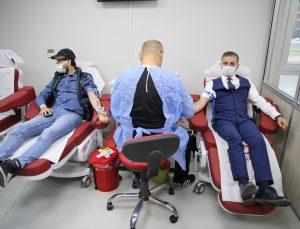"""Türk Kızılaydan kan bağışına yönelik """"Meydan Okuma"""" kampanyası"""