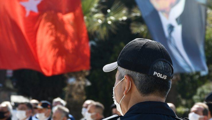 Türk Polis Teşkilatının kuruluşunun 176. yılı Turgutlu'da kutlandı