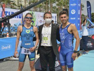 Türk triatletler olimpiyat hedefiyle 3 yıl İspanya'da eğitim görecek