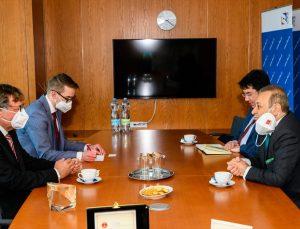 Türkiye, Avrupa Sayıştaylar Birliği Başkanlığını Çekya'ya devrediyor