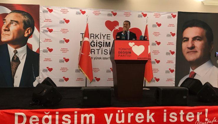 TDP Genel Başkanı Sarıgül, çok yakında milyonların partisi olacaklarını söyledi