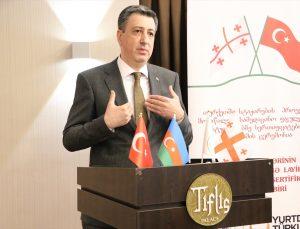 Türkiye'de staj yapan Gürcistanlı tıp öğrencileri sertifikalarını aldı