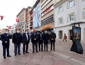 TÜRKSOY heyeti Hırvatistan'ın Rijeka kentini ziyaret etti