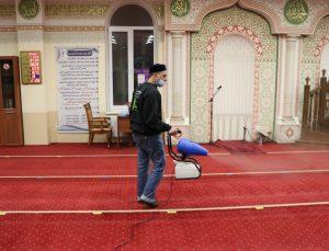 Ukraynalı Müslümanlar ramazan etkinliklerini Kovid-19 önlemleri altında gerçekleştiriyor