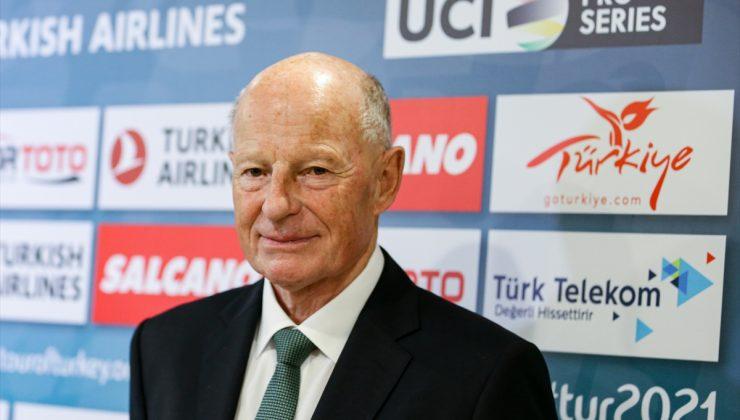 Uluslararası Bisiklet Birliği Yarış Direktörü Roland Hofer'den Türkiye'ye övgü: