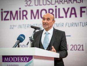 Uluslararası İzmir Mobilya Fuarı 32. kez kapılarını açtı