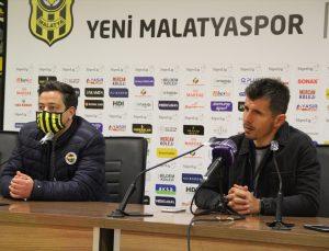 Yeni Malatyaspor-Fenerbahçe maçının ardından