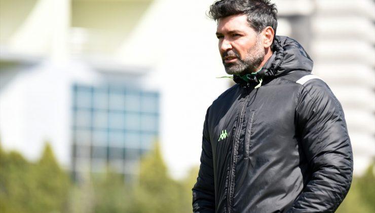 Denizlispor, Alanyaspor maçının hazırlıklarını sürdürdü