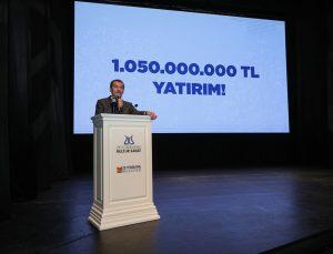 Zeytinburnu Belediye Başkanı Arısoy, 2 yıllık görev süresinde yapılan çalışmaları anlattı: