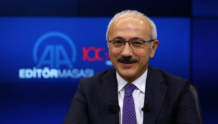 Bakan Elvan, ekonomi gündemine ilişkin değerlendirmelerde bulundu: