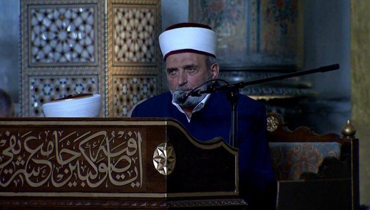Ankara ve İzmir barolarından imam Mustafa Demirkan hakkında suç duyurusu: 'Atatürk'e alenen hakaret etti'