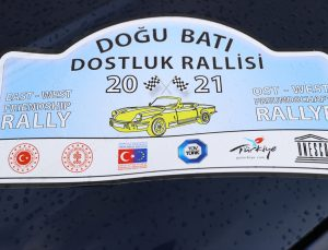 15. Europa-Orient/Doğu-Batı Dostluk ve Barış Rallisi Türkiye'ye ulaştı