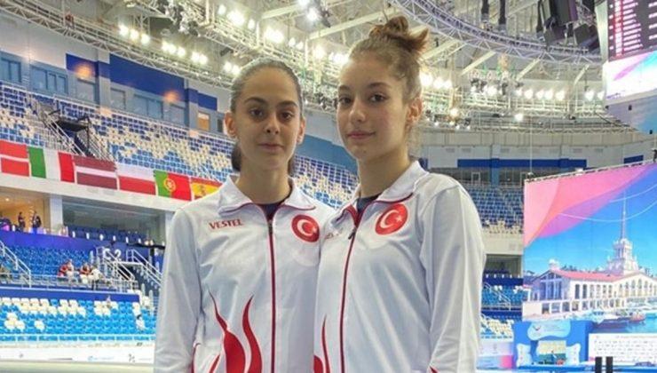 Bakanlar Soylu ve Yanık Türkiye'ye gurur yaşatan kadın milli sporcuları kutladı