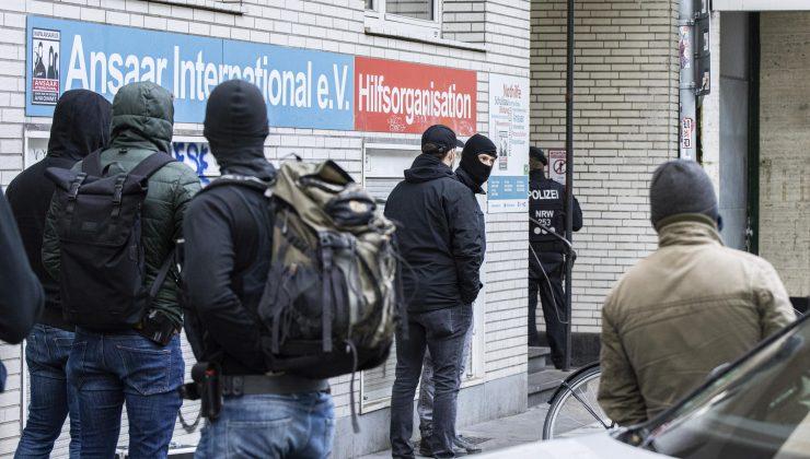 """Almanya """"Ansaar International"""" derneğinin faaliyetlerini yasakladı"""