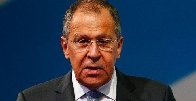 """Rusya Dışişleri Bakanı Lavrov'dan """"Karabağ'daki sürecin siyasallaştırılmaması"""" uyarısı"""