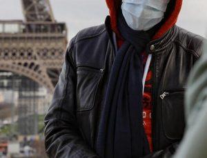 Fransa'da son 24 saatte 19 bin 50 Kovid-19 vakası görüldü