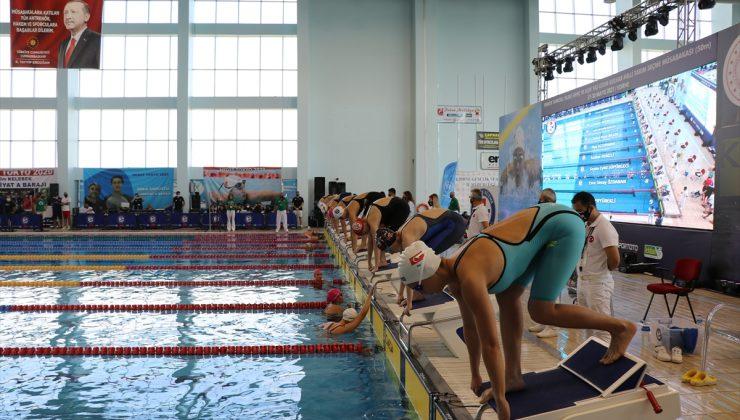 8 yüzücü Tokyo Olimpiyatları'na katılmaya hak kazandı