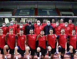 A Milli Erkek Voleybol Takımı, yarın Ankara'da kampa girecek