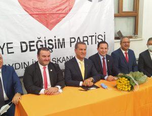 TDP Genel Başkanı Sarıgül'den Sürpriz Ege Ziyareti