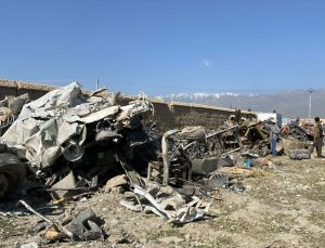 ABD, Afganistan'da istenmeyen teçhizatı ya çöpe atıyor ya da hurdacılara satıyor