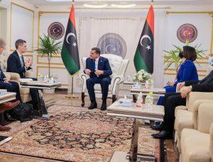 ABD Dışişleri Bakan Yardımcısı Vekili Hood Libya'yı ziyaret etti