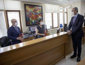 Adalet Bakanı Gül noterliklerle ilgili işlemleri artırıcı kalemler üzerinde çalışıldığını söyledi: