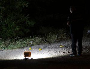 Adana'da tabancayla vurulan kişi hastaneye kaldırıldı