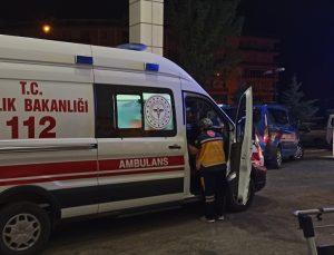 Afyonkarahisar'da tabancayla 2 kişiyi yaraladığı öne sürülen zanlı, kalp krizinden öldü
