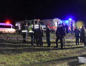 GÜNCELLEME – Aksaray'da serinlemek için baraj gölüne giren 2 çocuğun cesedi bulundu