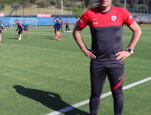 Altınordu Teknik Direktörü Eroğlu, Altay ile yapacakları play-off final maçını değerlendirdi: