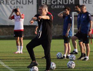 Antalyaspor'da Trabzonspor maçı hazırlıkları