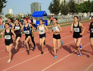 Atletizmde Olimpik Deneme ve Komple Atlet 1. Kademe yarışları tamamlandı