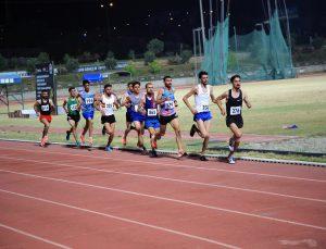 Atletizmde Spor Toto Türkiye 10.000 Metre Şampiyonası Mersin'de yapıldı