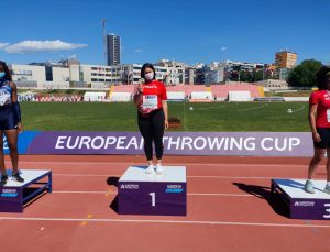 Avrupa Atmalar Kupası'nda tarihi başarı