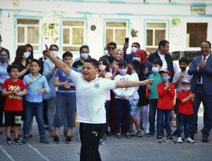 Azerbaycan'da, 19 Mayıs Atatürk'ü Anma, Gençlik ve Spor Bayramı kutlandı