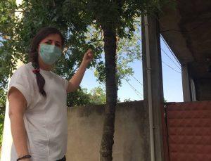 Balıkesir'de gasbedilen engelli kadın tepkisini işaret diliyle aktardı: