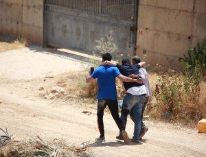 Batı Şeria'da İsrail güçlerinin açtığı ateş sonucu 3 Filistinli yaralandı
