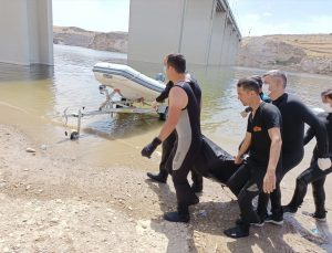 Batman'da kayıp kişinin cesedi Dicle Nehri'nde bulundu