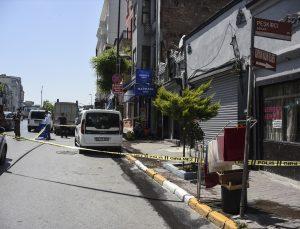 Beyoğlu'nda silahla yaralama