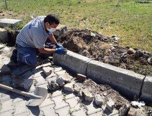 Bodrum'da belediye ekipleri sezon hazırlıklarını yoğunlaştırdı